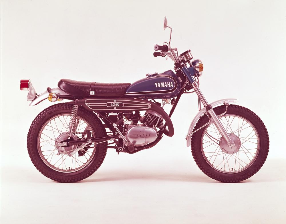 yamaha classic motorcycles classic motorbikes yamaha at1 classic bike gallery