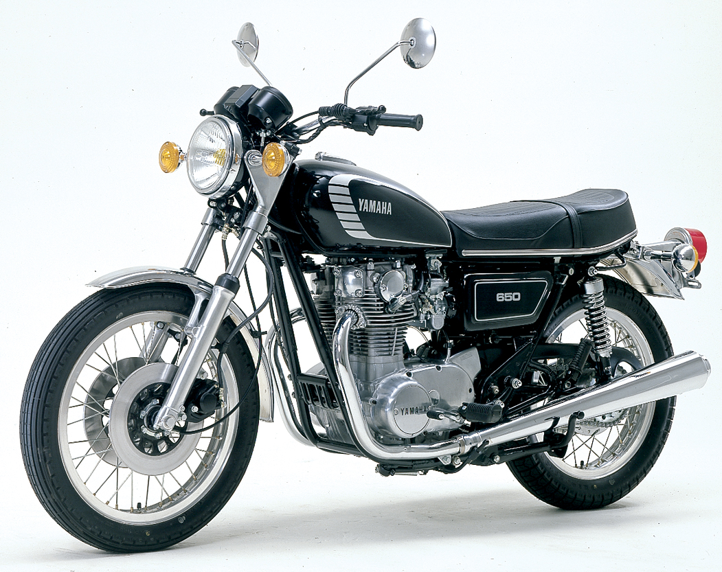 yamaha xs650 gallery classic motorbikes. Black Bedroom Furniture Sets. Home Design Ideas