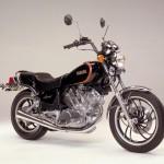 Yamaha XV750 Gallery