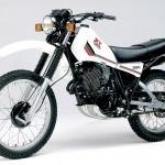 Yamaha XT550 Gallery