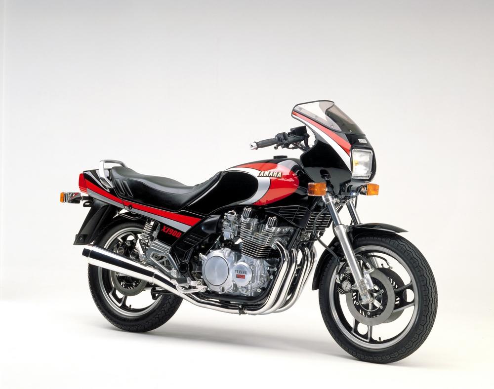 Yamaha Xjk Vs Rk