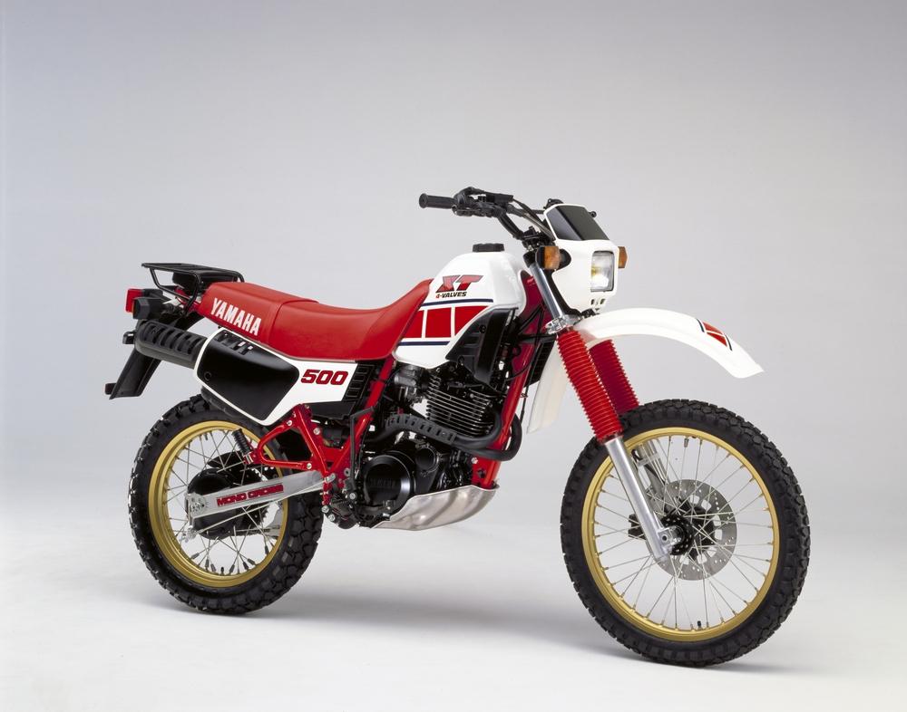 Yamaha XT500 Gallery |...
