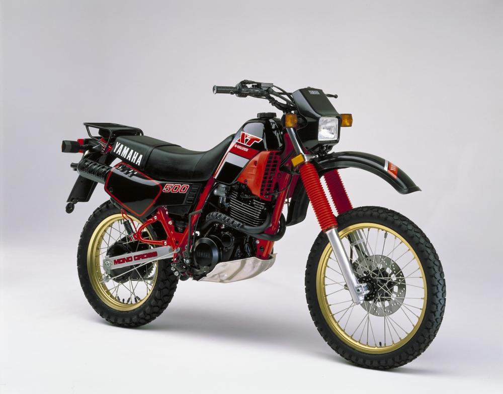 Vintage Yamaha Motorcycle Manuals
