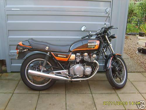 Suzuki Gs550 Gallery Classic Motorbikes