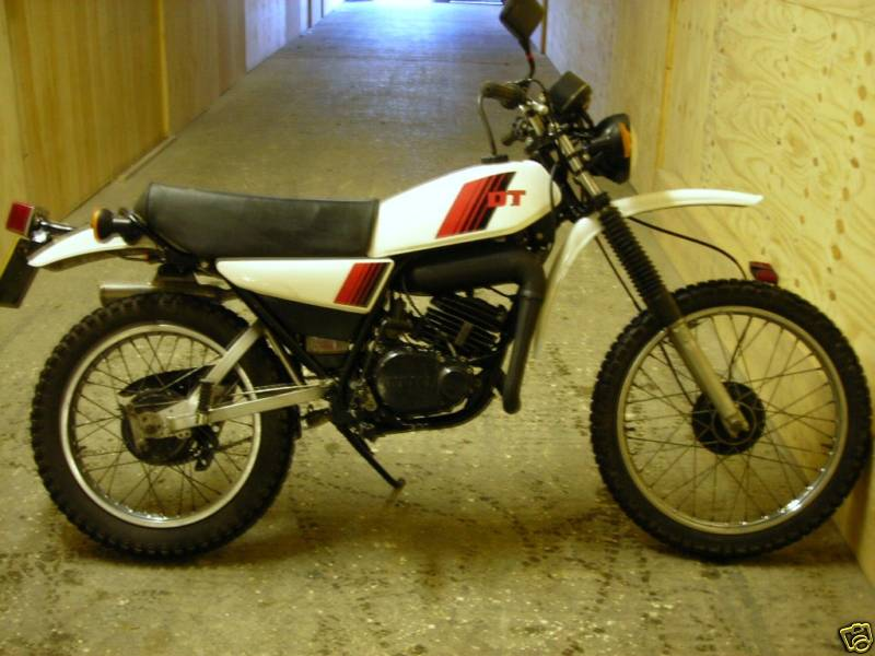 Yamaha dt175 gallery classic motorbikes for Yamaha mx 80 for sale