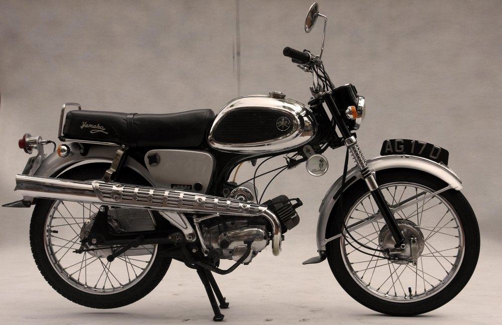 yamaha yg1 classic bike 1965 motorbikes motorcycles