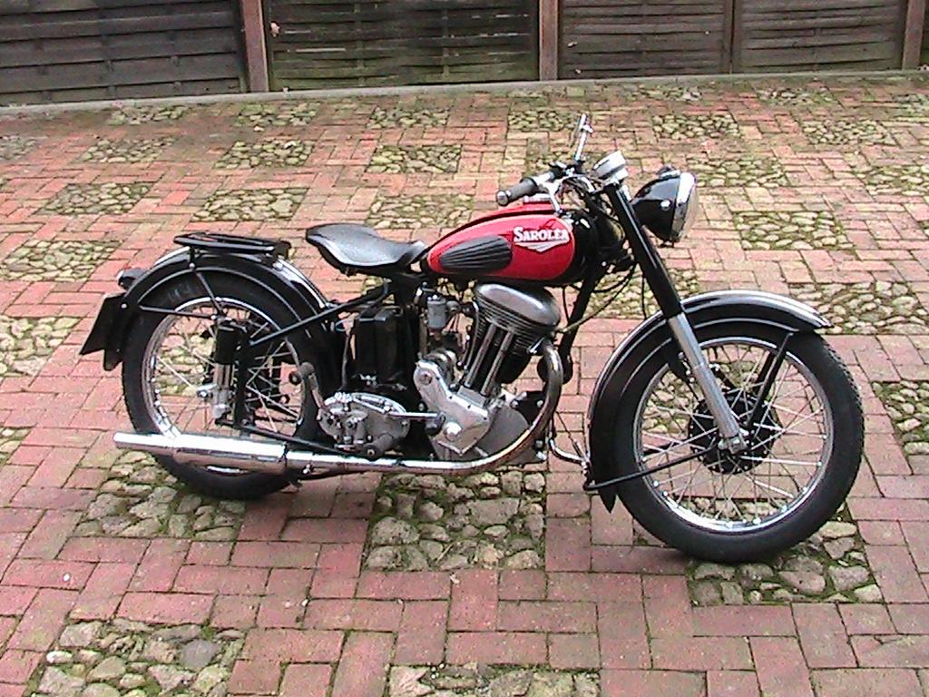 Sarolea Classic Motorcycles