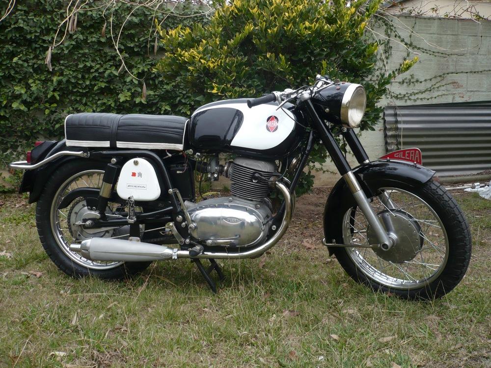 Gilera Classic Motorcy...