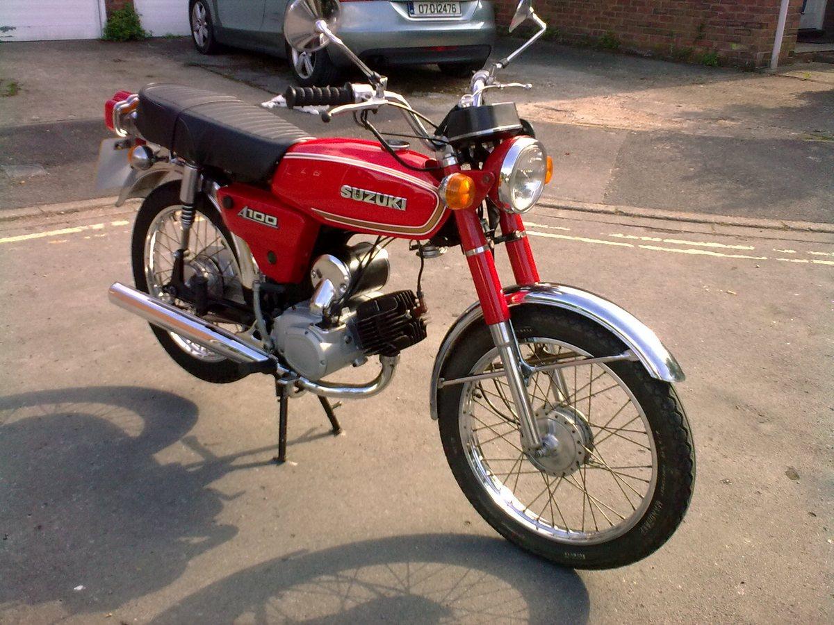 Suzuki A100 Classic Bike Gallery | Classic Motorbikes