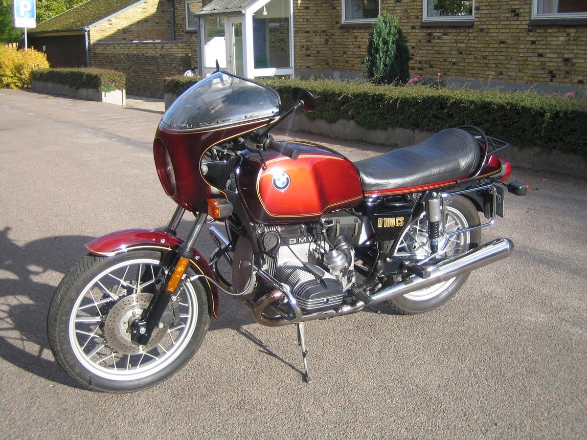 bmw r100 classic bike gallery classic motorbikes. Black Bedroom Furniture Sets. Home Design Ideas