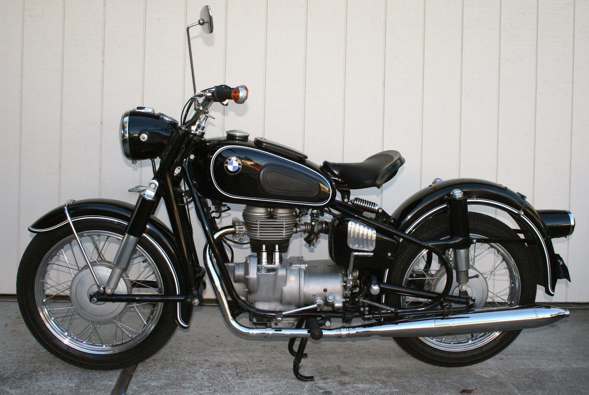 Bmw R27 Classic Bikes Classic Motorbikes