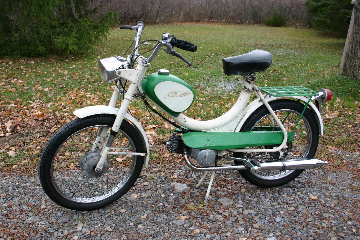 Moped finance