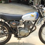 Honda XL350 Gallery