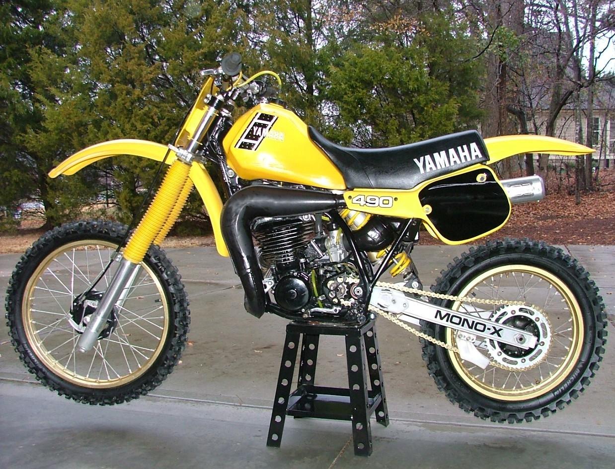 Yamaha Yz490 Classic Bike Gallery Classic Motorbikes