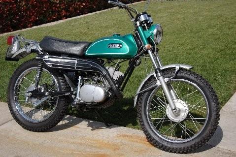 Yamaha Ct1 Classic Motorbikes