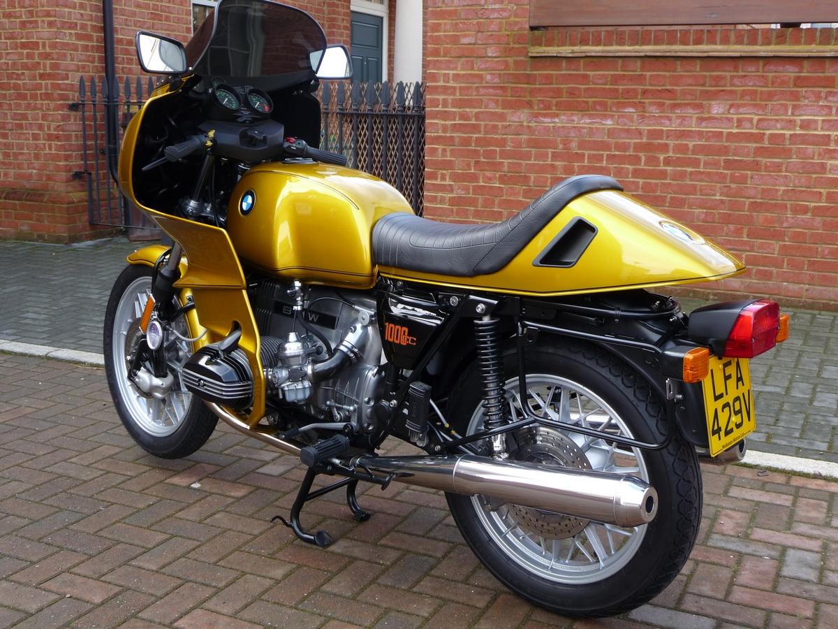 Bmw R100rs Classic Bike Gallery