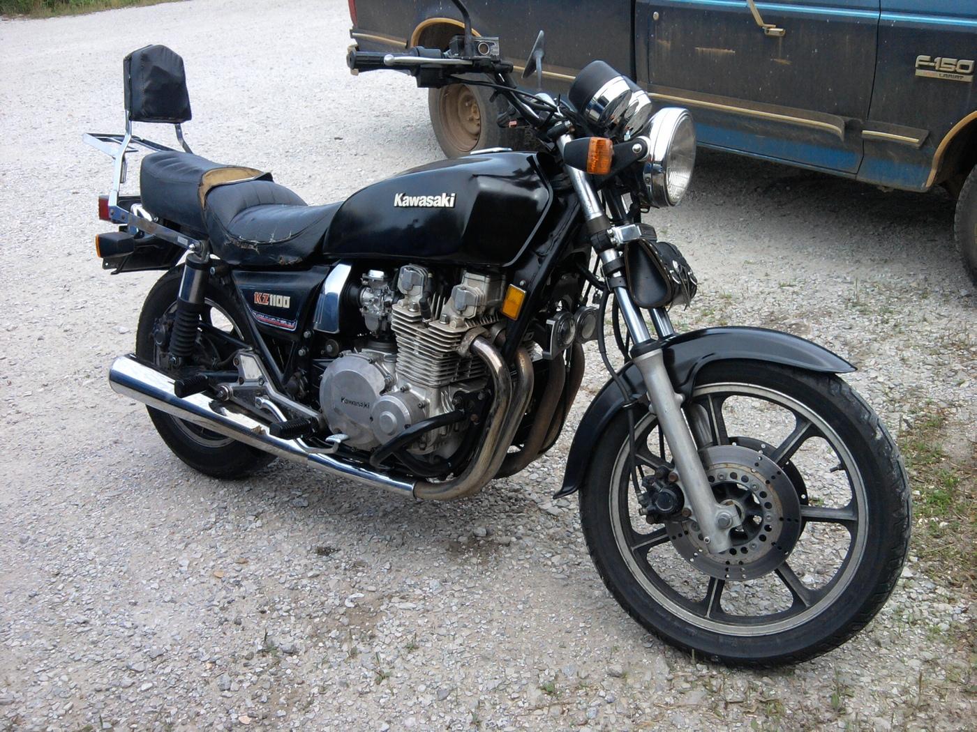 Kawasaki Kz1000 Gallery Classic Motorbikes