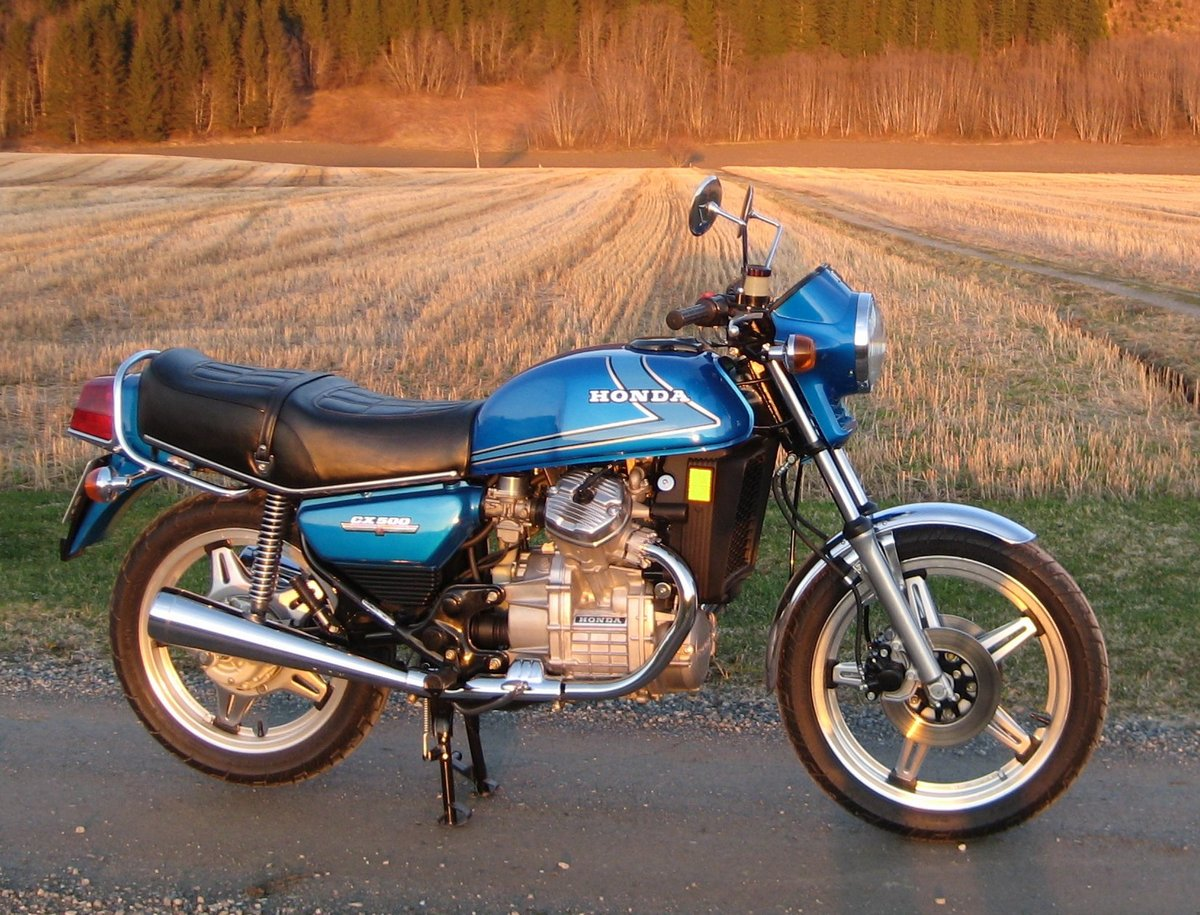 Honda Cx500 For Sale >> Honda CX500 Gallery | Classic Motorbikes