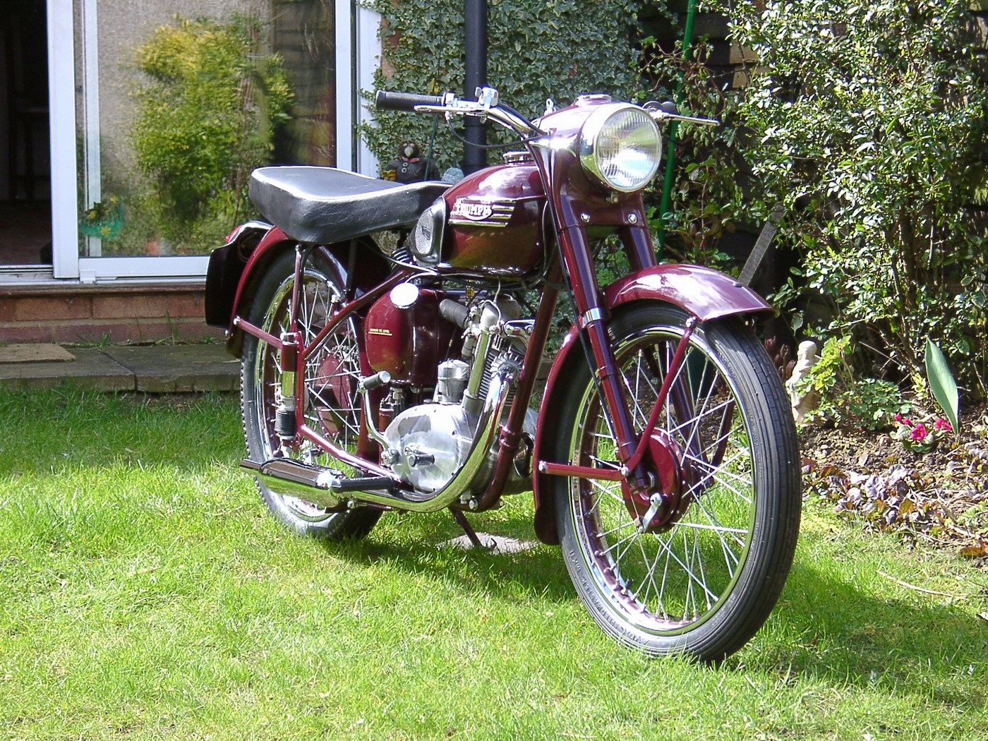 Triumph Terrier For Sale >> Triumph Terrier Gallery   Classic Motorbikes