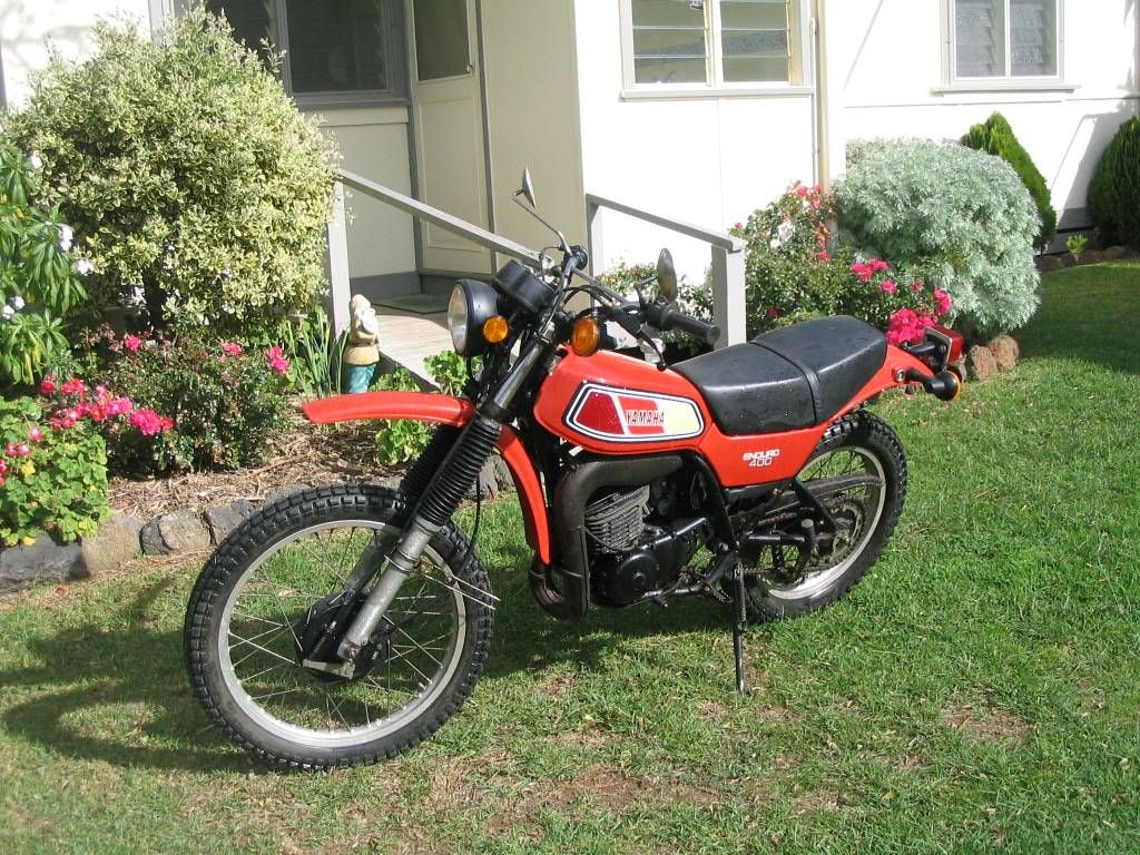 Yamaha dt400 gallery classic motorbikes for 1981 yamaha sr185 specs