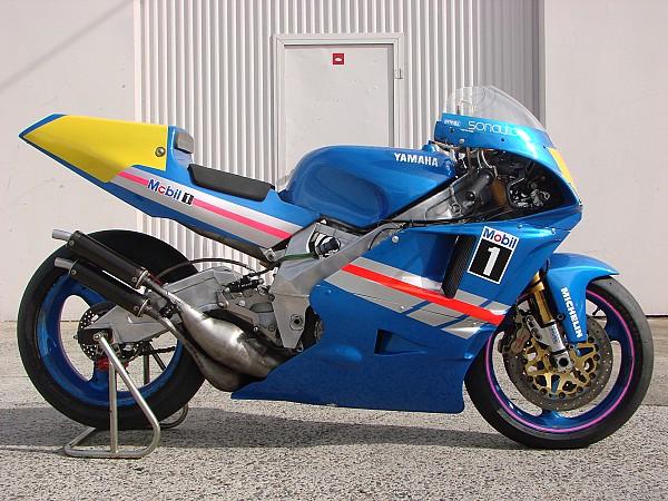 Yamaha race bikes classic motorbikes for Yamaha rally bike for sale