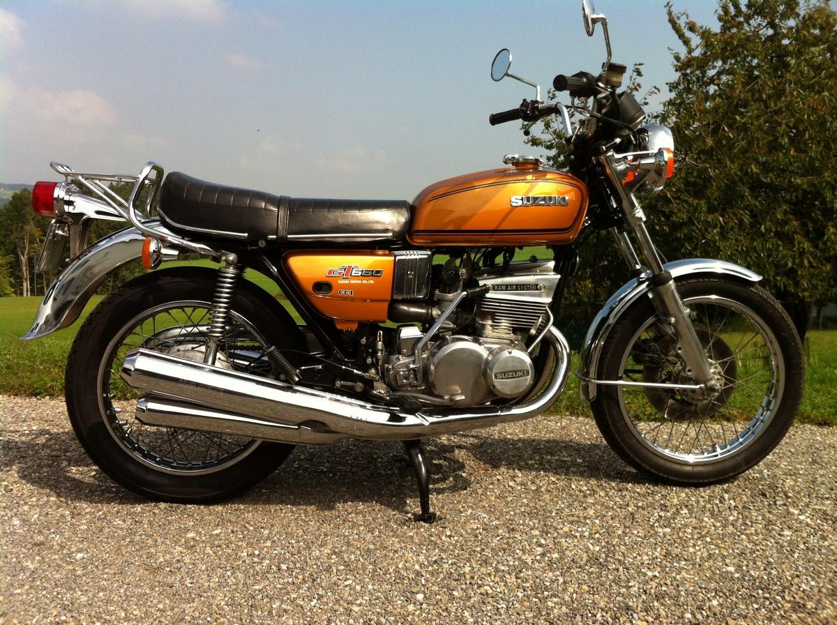 Suzuki Gt550 Gallery Classic Motorbikes