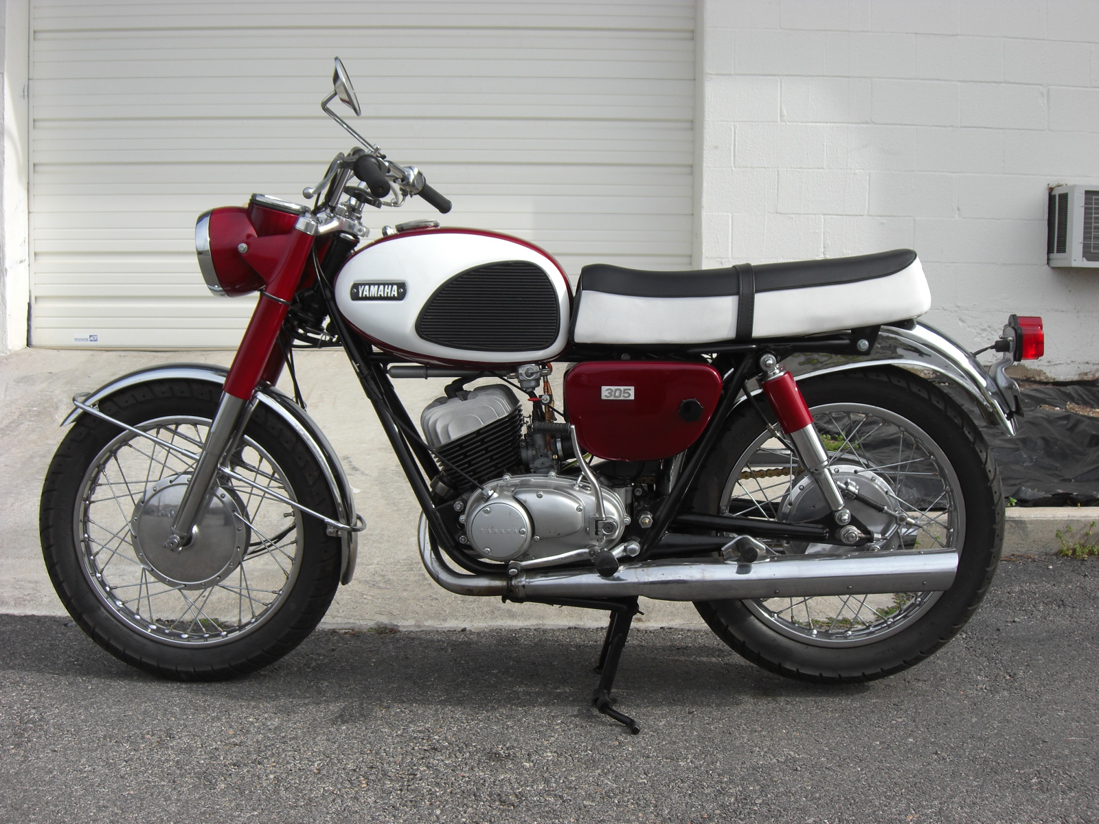 Vintage Yamaha Motorcycle Forum