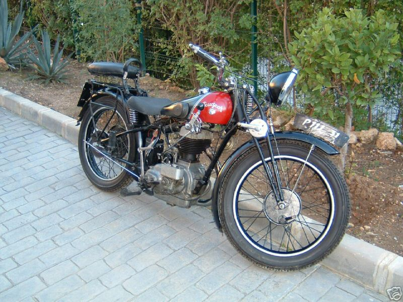 Peugeot motorcycles 1930