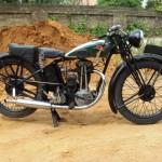 BSA B33 Classic Bike Gallery