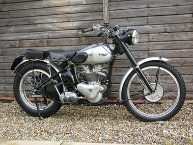 triumph trophy gallery | classic motorbikes