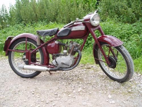 Triumph Terrier For Sale >> Triumph Terrier Gallery | Classic Motorbikes