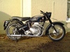 ariel square four 1000cc 1959