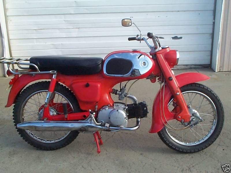 Honda C200 | Classic Motorbikes