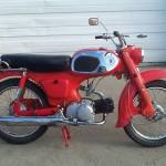Honda C200