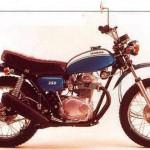 Honda SL350 Gallery