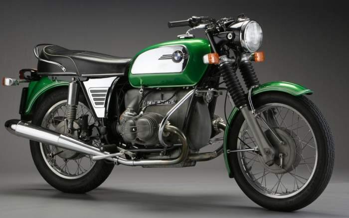 bmw r75 classic bike gallery | classic motorbikes