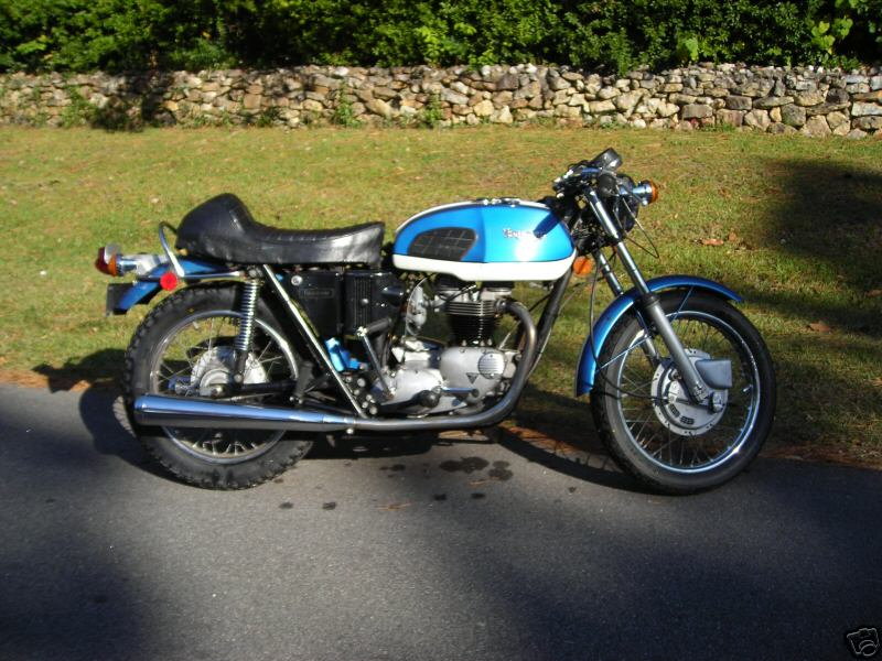1972 triumph motorcycle modelson - photo #20