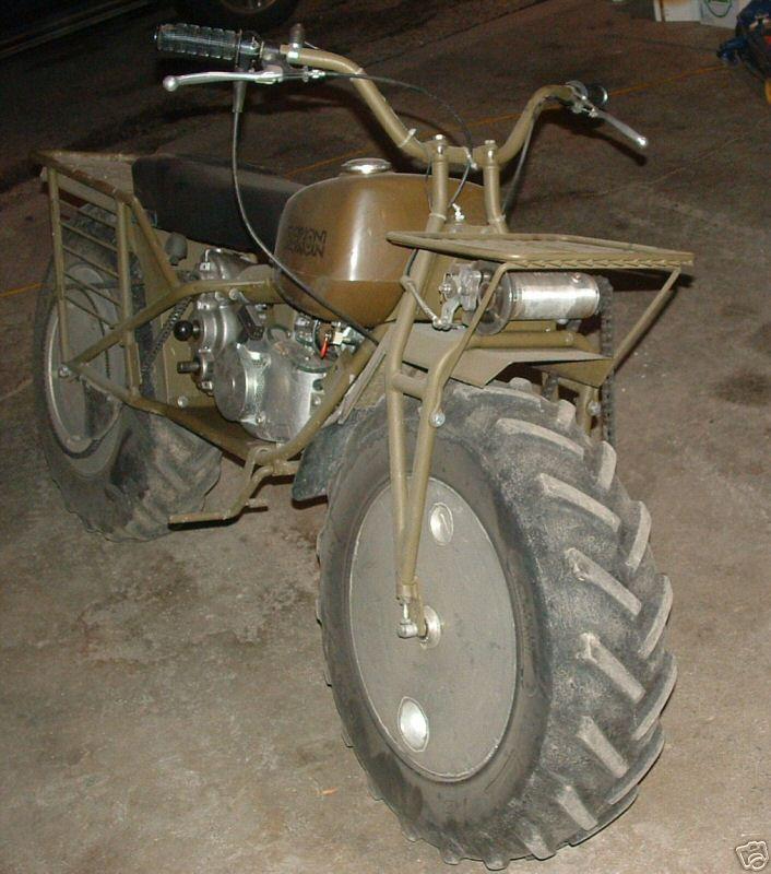 Bmw Bike: Rokon Classic Motorcycles
