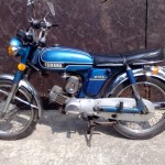 Yamaha YB100 Classic Bikes
