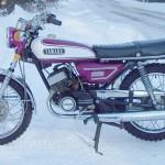 Yamaha RD200 Gallery