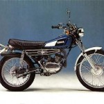 Yamaha DT125 Gallery