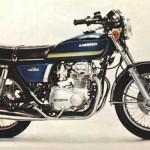 Kawasaki Z400 Gallery