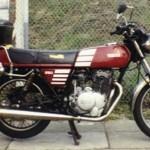 Yamaha XS250 Gallery