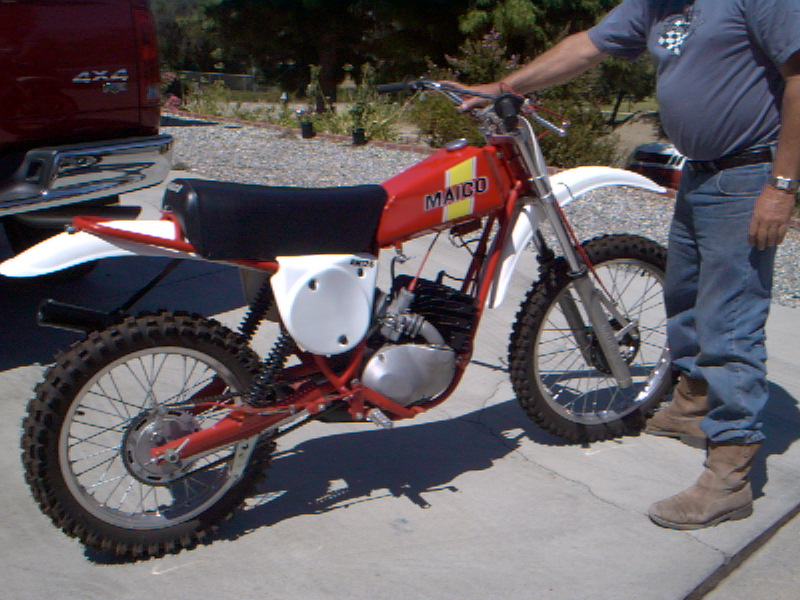 Maico Classic Motorcycles