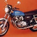 Suzuki GS500 Gallery