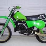 Kawasaki KX125 Gallery