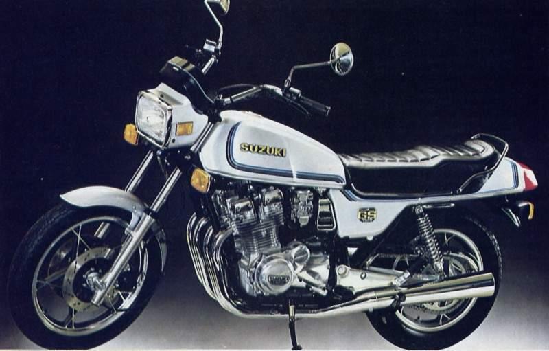 suzuki gs1100 gallery | classic motorbikes
