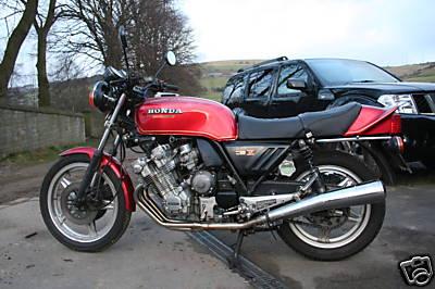 Honda cbx1000 gallery classic motorbikes for 1980s honda motorcycles