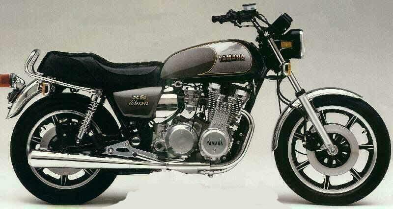Yamaha Xs Special Manual