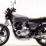 Kawasaki Z550 Gallery